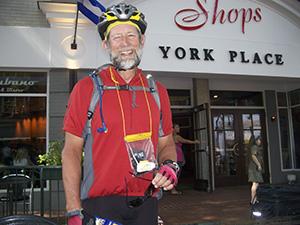 Bob Stohner in Charlottesville