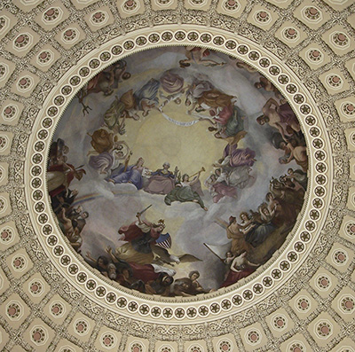 The Apotheosis of Washington