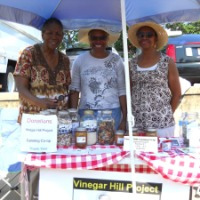 Vinegar Hill Project Canning Cooperative - the SPIRIT of Charlottesville is alive at City Market!