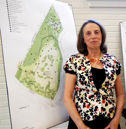 Helen Flamini, MBG Founder and President